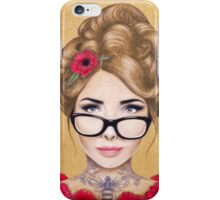 Blood Honey iPhone Case/Skin