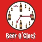 Beer O'Clock by shanmclean