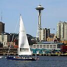 Sail Seattle by Tori Snow