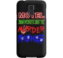 The Doors LA Woman Motel Money Murder Madness Design Samsung Galaxy Case/Skin