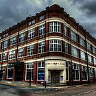 Northern Echo Building by Andrew Pounder
