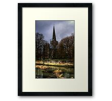 Saint Cuthberts Church Framed Print