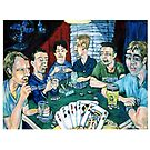 Poker Night by GaffaUK