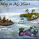 Map to my Heart by Andi Morton