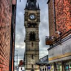 Darlington Town Clock by Andrew Pounder