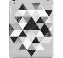 Graphic 202 Black and White iPad Case/Skin