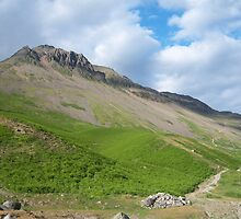 The Lake District: Great Gable by Rob Parsons