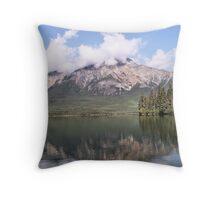 Natures Work Of Art Throw Pillow