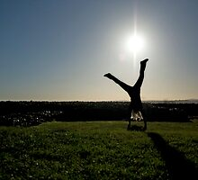 Cartwheel by Wendy Skinner