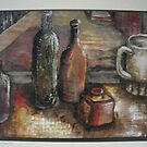 As Level Morandi Final Piece by Dani Louise Sharlot