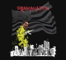 Obamanation by Lizzie Phillips
