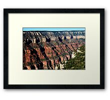 The Rocky Road East Framed Print
