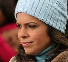 Soledad O'Brien by Wendy Skinner