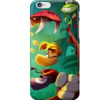 Rayman Legends - Dragon iPhone Case/Skin