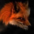 Night of the Fox by Kasey Cline