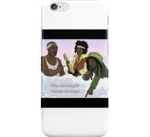 Who Dis Kanye? iPhone Case/Skin