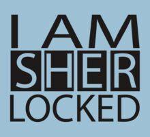 I AM SHERLOCKED by SOVART69