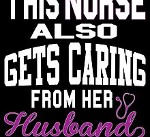 This Nurse Also Gets Caring From Her Husband by inkedcreatively