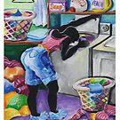 Wash Day Blues by Sharon Elliott-Thomas