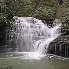 Lower Melton Mill Falls by MountainHawk