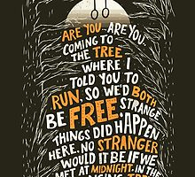 The Hanging Tree - HG Song  by markomellark