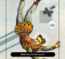 XII - The Hanged Man by Jordan Clarke