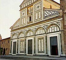 Florence, San Miniato al Monte by presbi