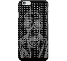 are you my mummy iPhone Case/Skin