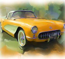 57' Corvette by ezcat