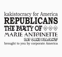 Kakistocracy for America by montdragon