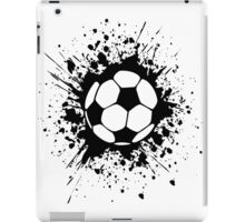 futbol : soccer splatz iPad Case/Skin
