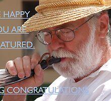 Big congratulation by loiteke