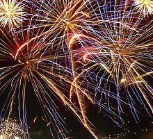 Fireworks Spectacular  by Tori Snow