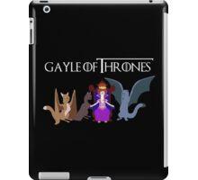 Gayle  iPad Case/Skin