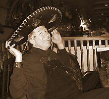 His Sombrero Por Un Dia by WaleskaL