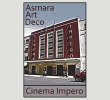 Asmara Art Deco - Cinema Impero by David Thompson