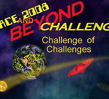 Space 2008 and Beyond Challenge of Challenges by Dean Warwick