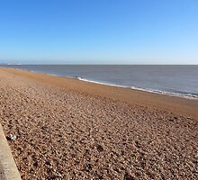 """UK: """"Morning at Deal Beach"""" by Kelly Sutherland"""