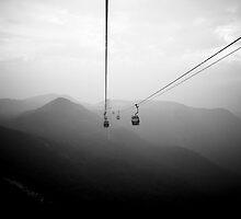 Ride to Buddha by Lucas Boyd