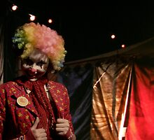 Welcome to the circus by Zoe de B