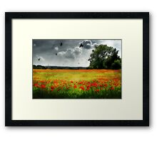 The sweetest dreams Framed Print