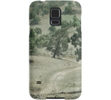 Rolling Hills Samsung Galaxy Case/Skin
