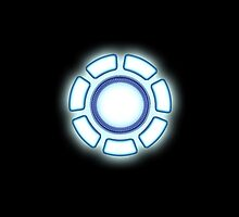 Iron Man Arc Reactor! by Uxas
