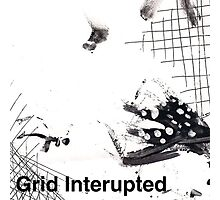 GRID INTERRUPTED(2013) Photographic Print