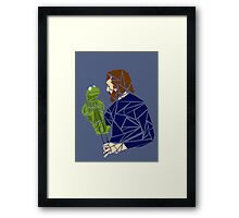 The Muppet Master Framed Print