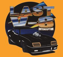 Last V-8 Interceptor by superiorgraphix