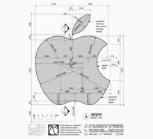 Apple Construction Dimensions by Jane McDougall