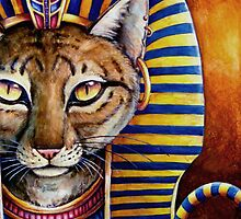 The Cat of the Pharaoh by StacyW