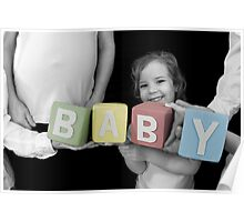 BABY's Comin'! Poster