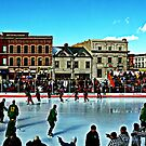Oldtimers Hockey by John Beamish